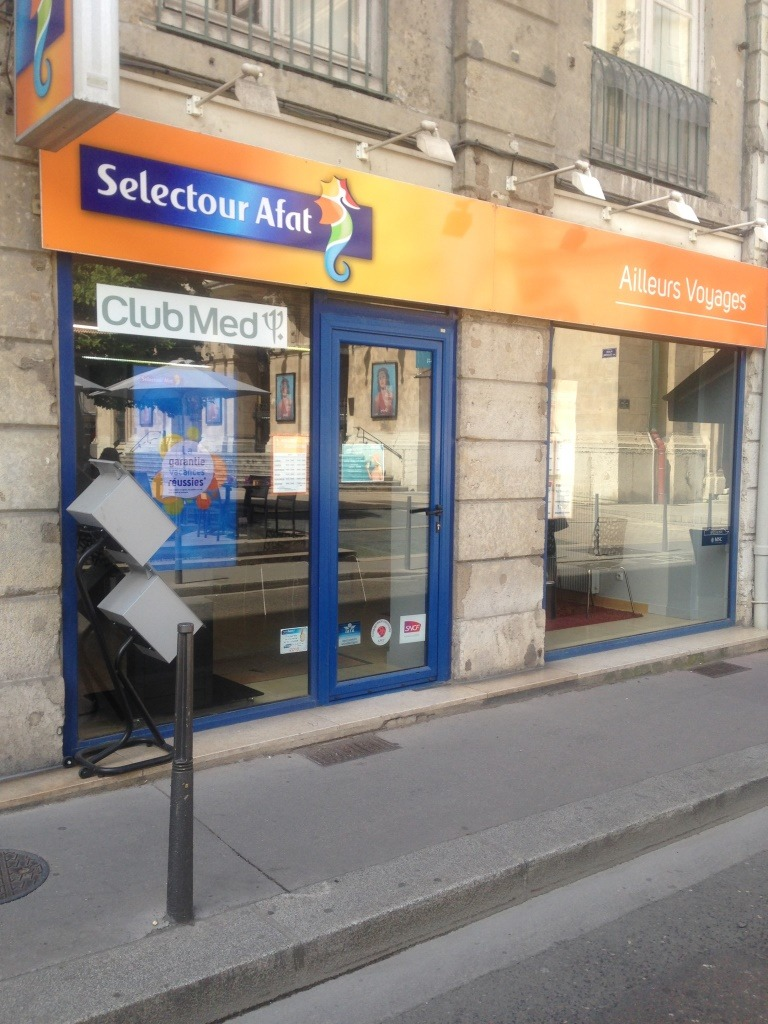 Agence voyage Ailleurs Célestins Lyon 2