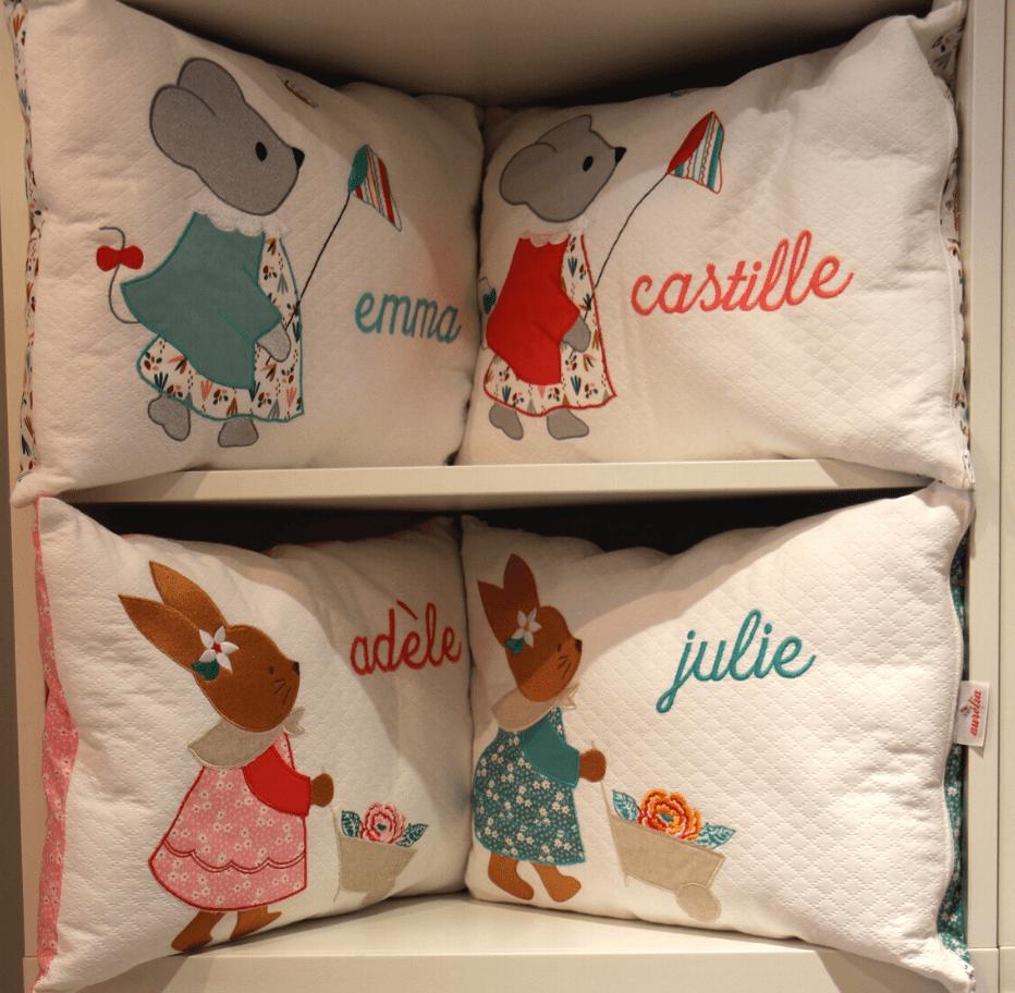 Boutique Aurelia Lyon Coussins