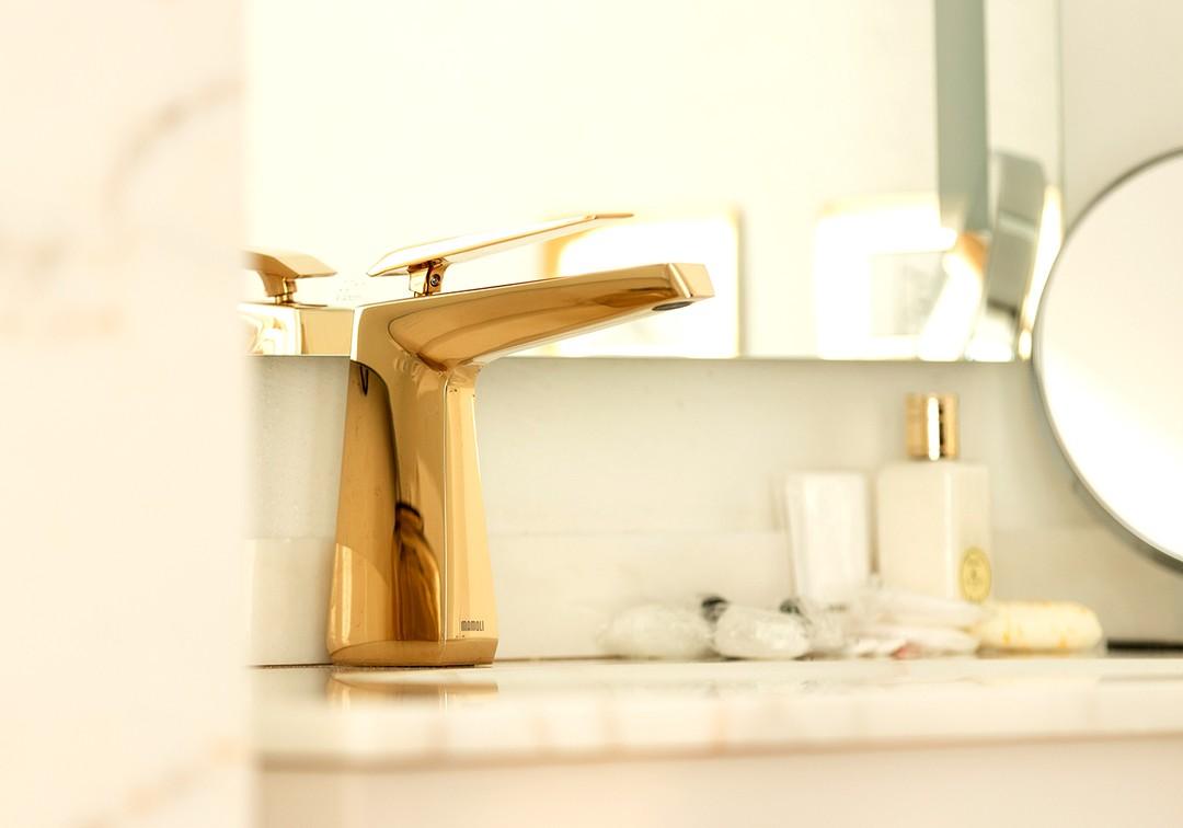 poignée salle de bain hôtel Boscolo lyon 2