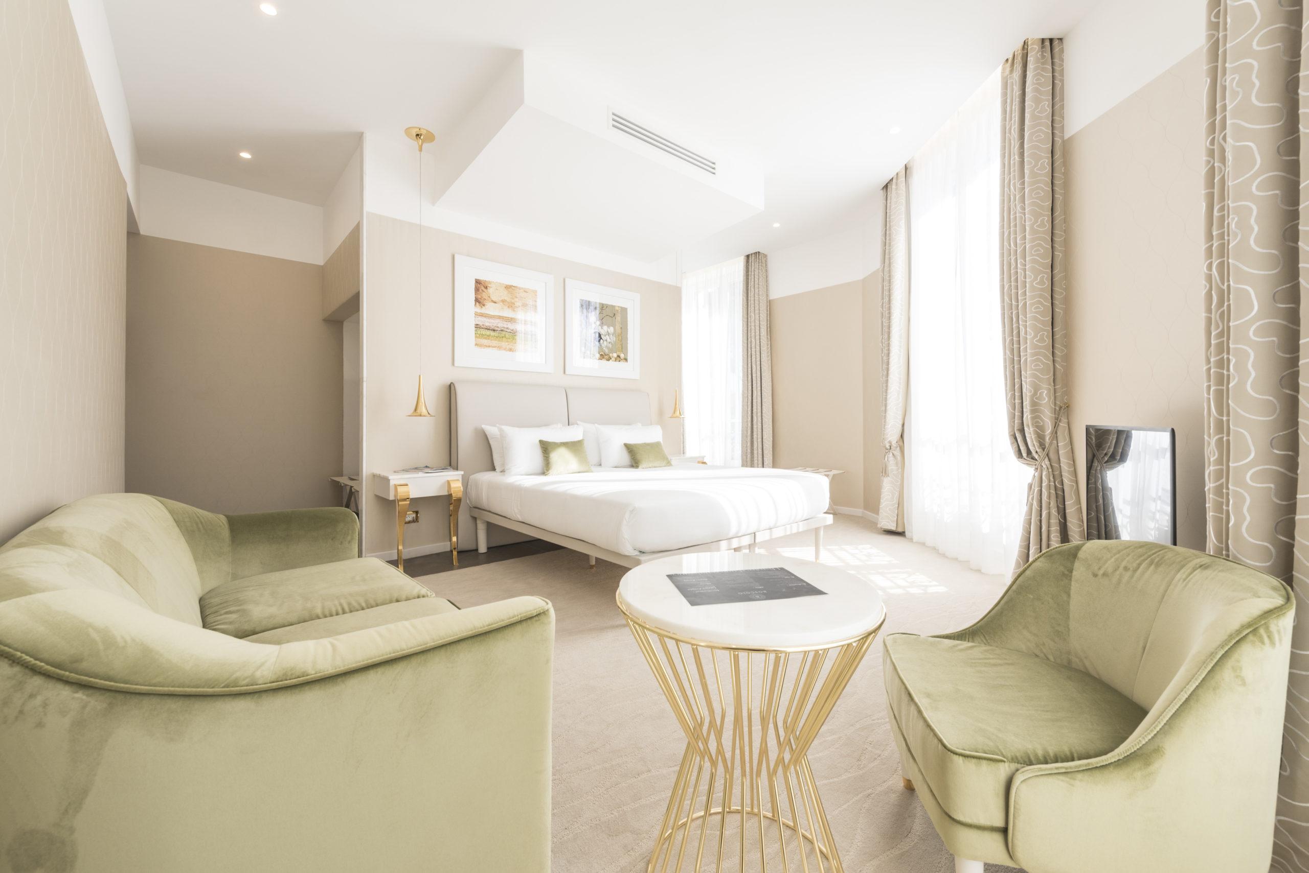 hôtel Boscolo Lyon 2 chambre