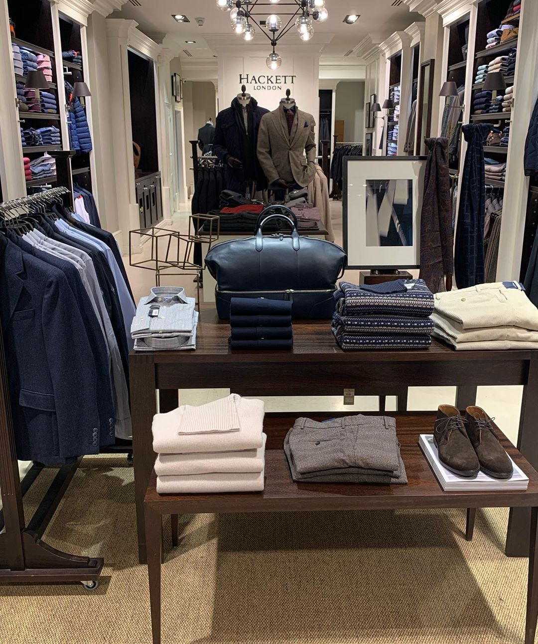 Boutique Hackett London