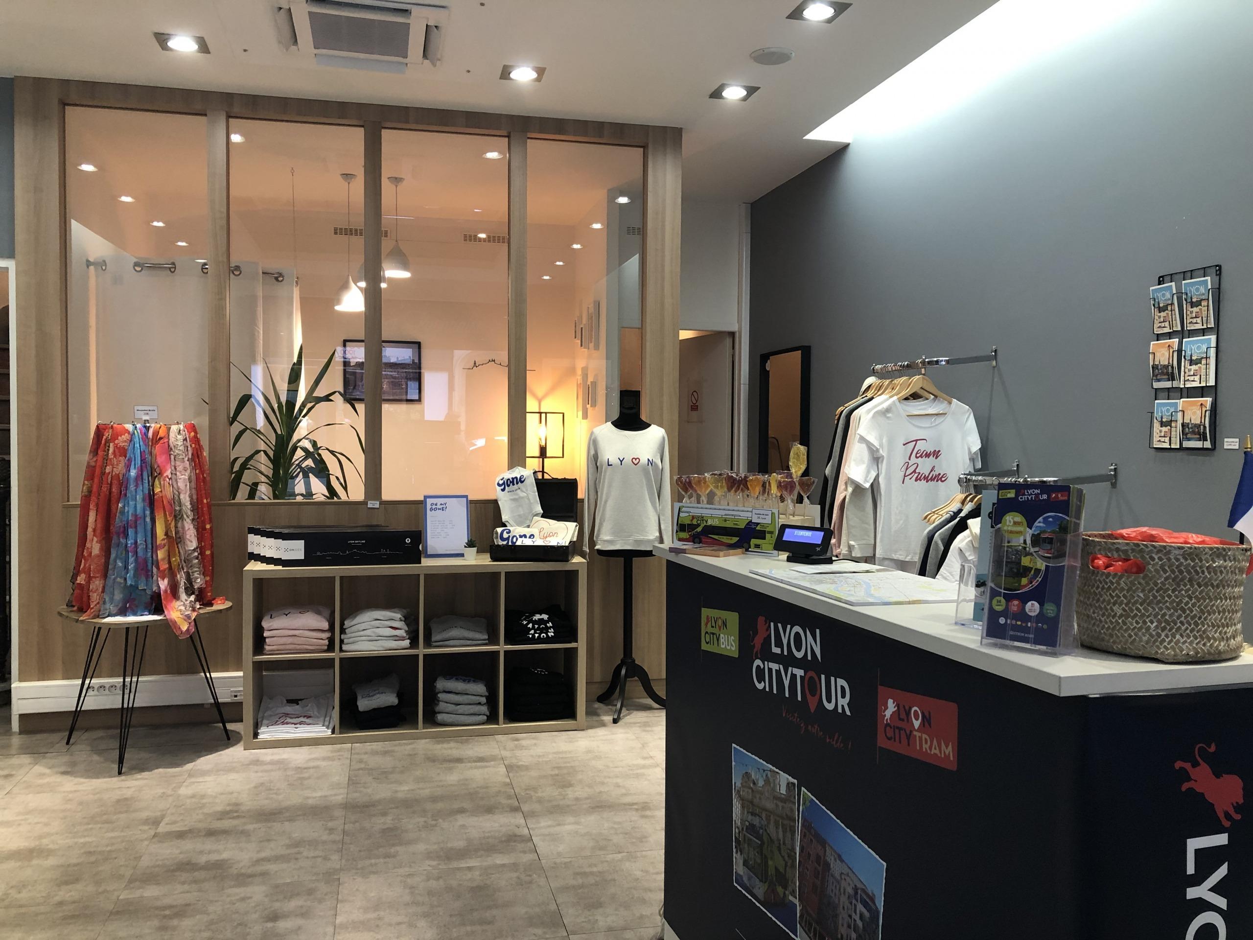 Boutique L'art de vivre à la Lyonnaise