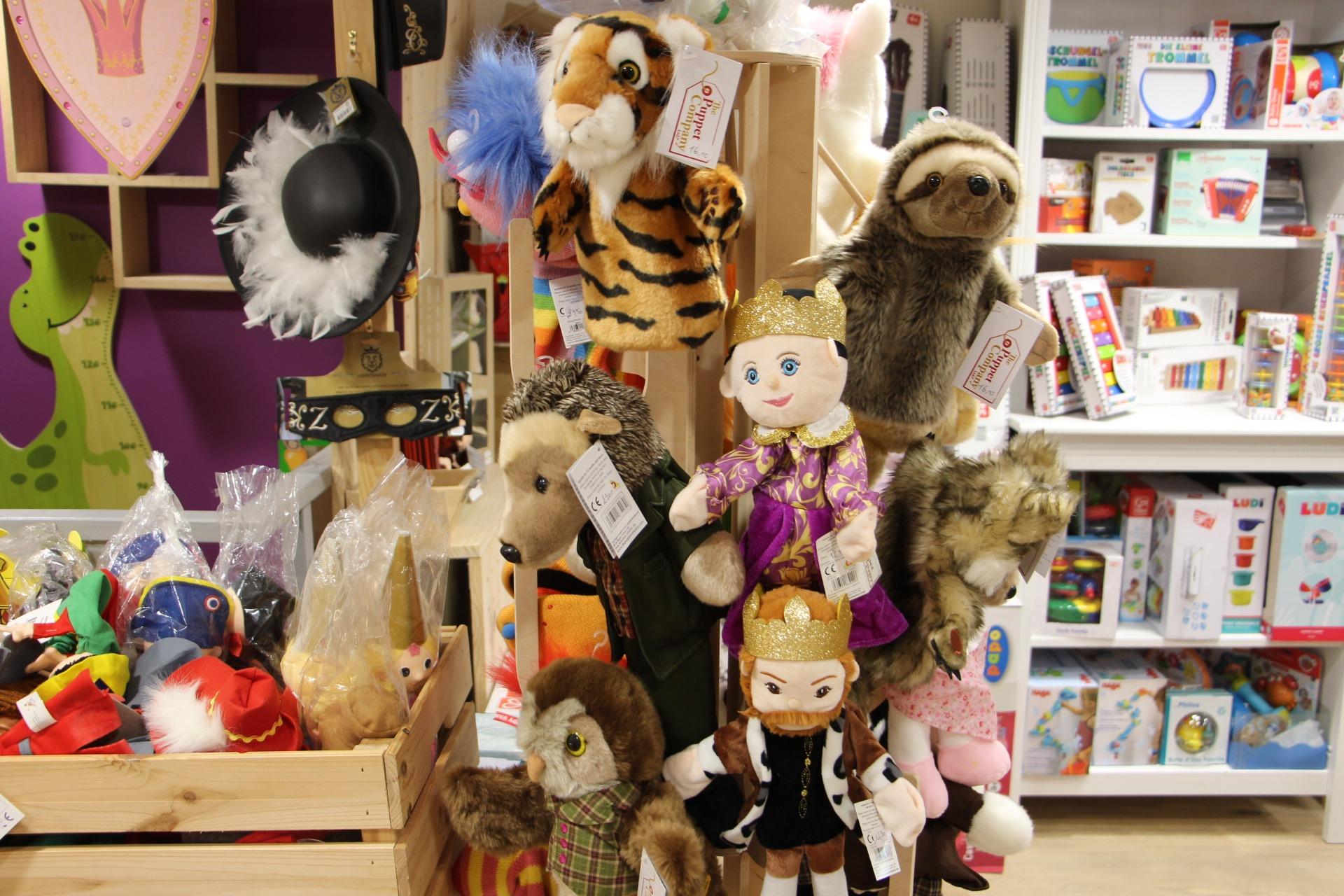 marionnettes boutique Poisson d'avril Lyon 2