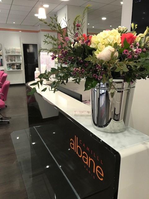 salon coiffure Camille Albane Lyon 2 rue Sala