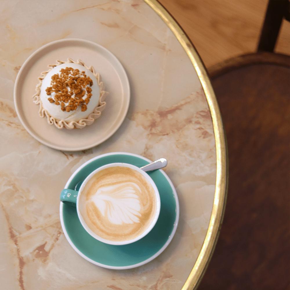 Café Comme à la maison coffeeshop