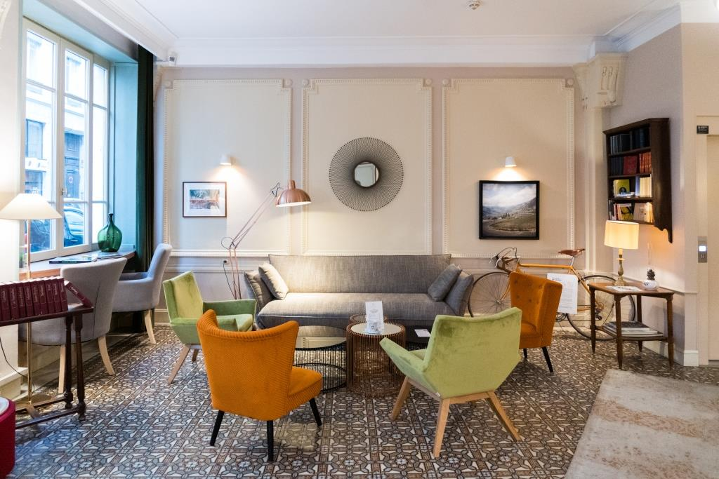 Salon Hôtel du Simplon