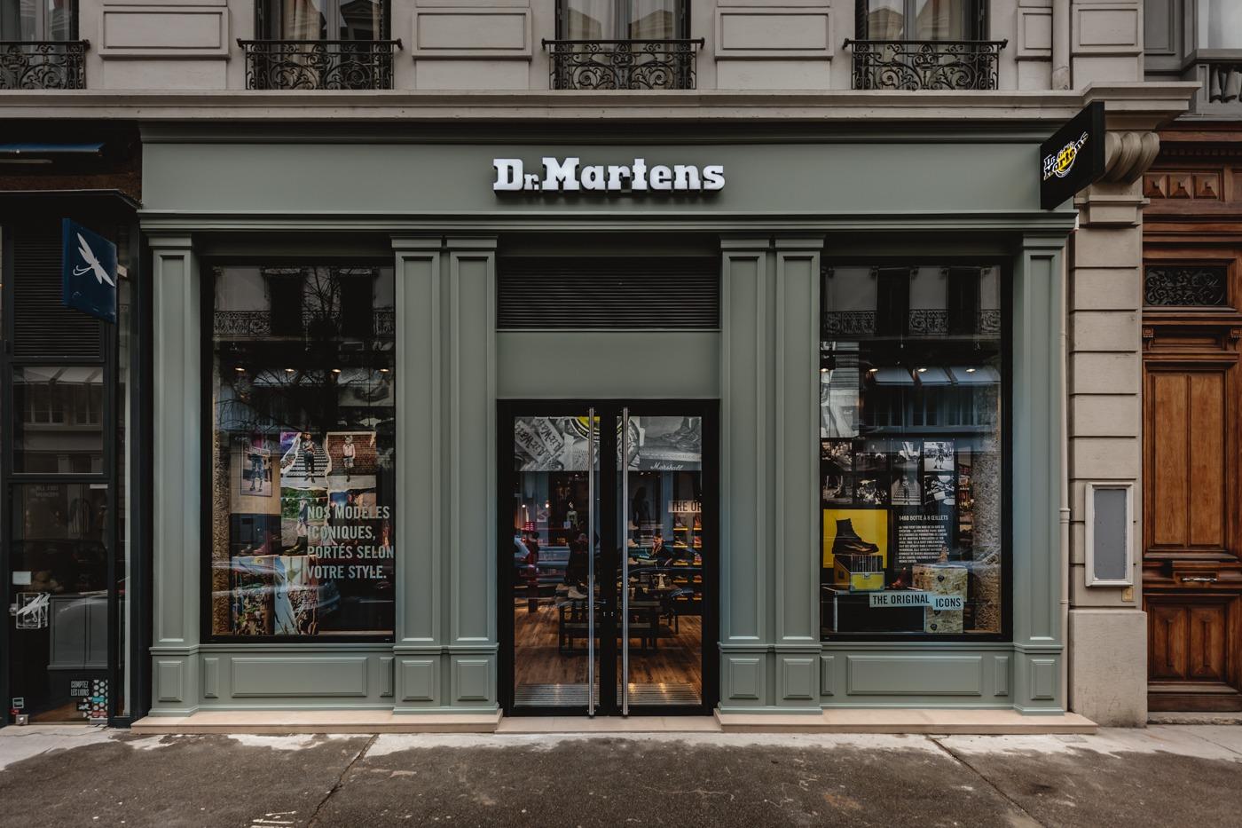 © www.gaetan-clement.fr Dr Martens - Lyon 2018
