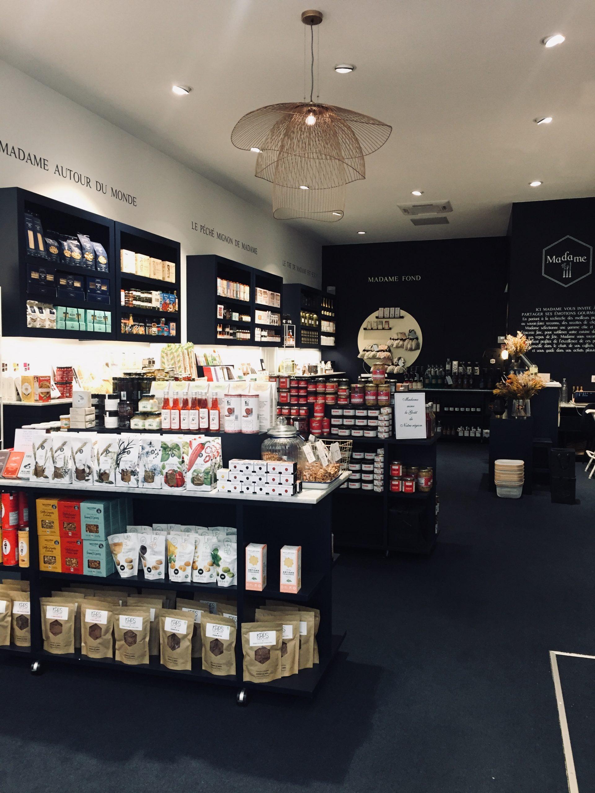 Boutique Épicerie Madame