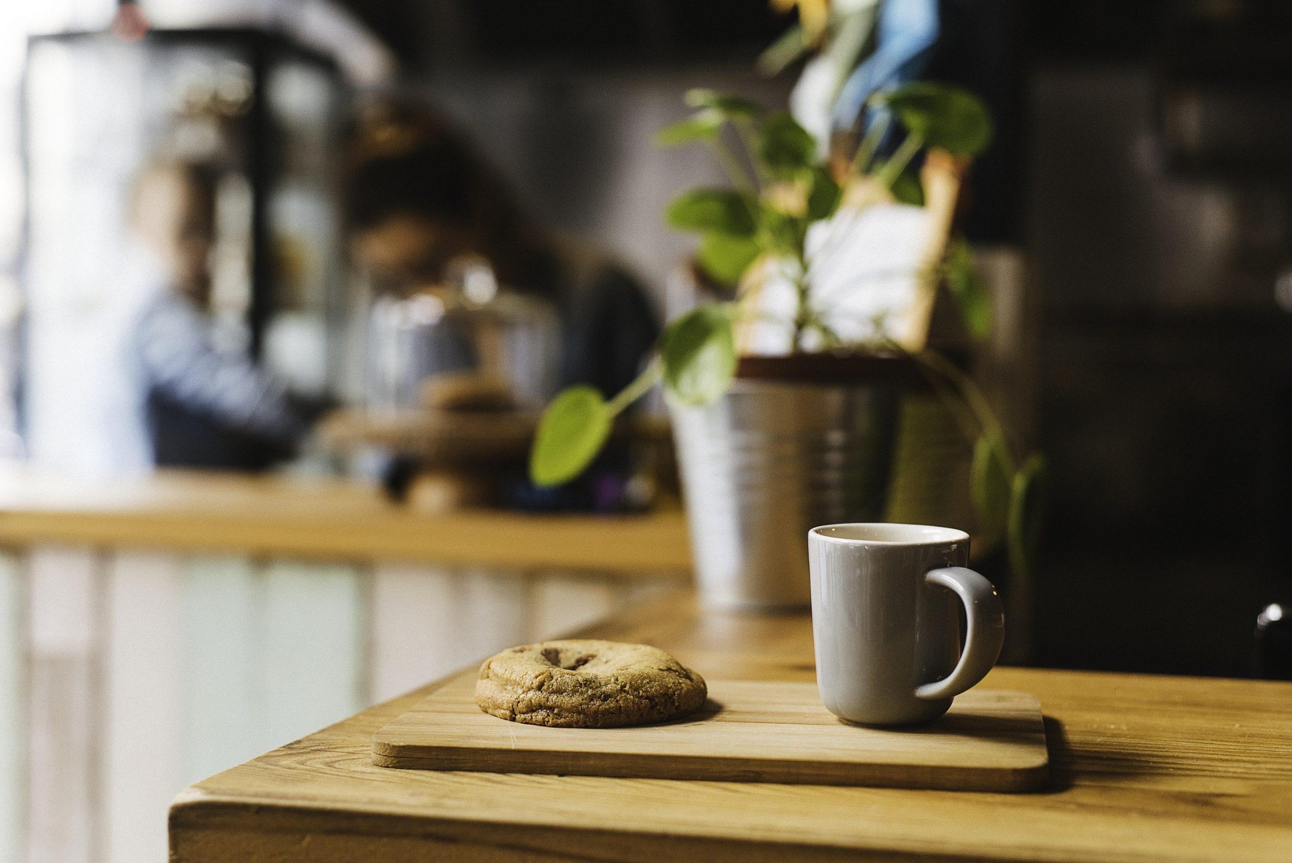 café cookie Équilibre Café