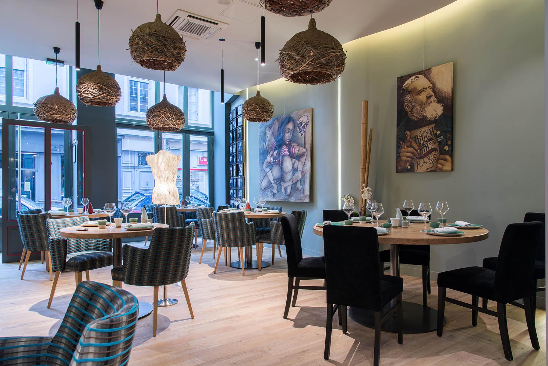 Restaurant Fabrice Bonnot Cuisine et Dépendance Lyon