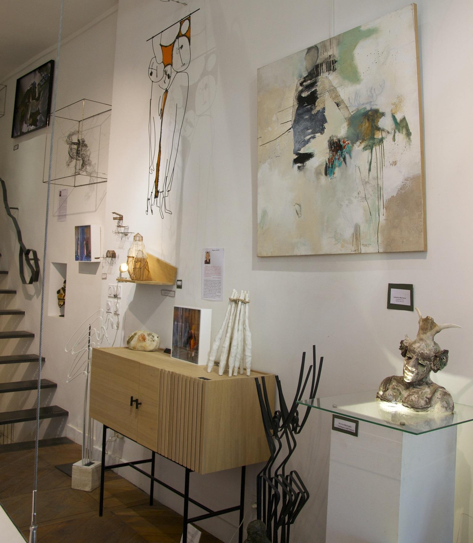 Galerie Racont'Arts Lyon