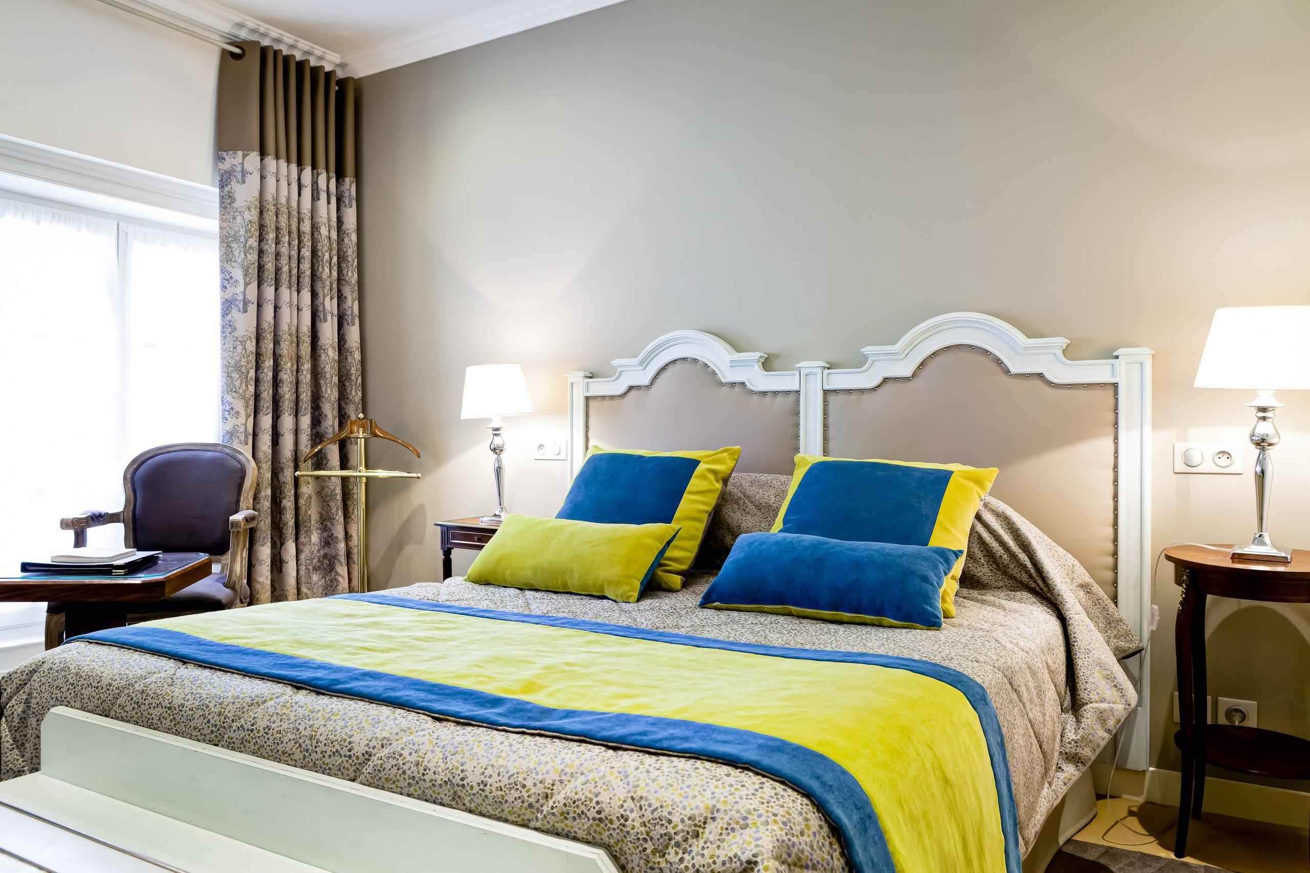Chambre Grand Hotel des Terreaux