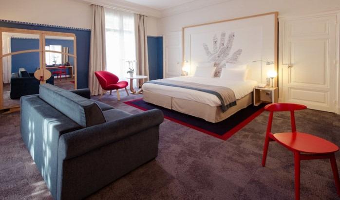 Chambre Hotel Mercure Château Perrache