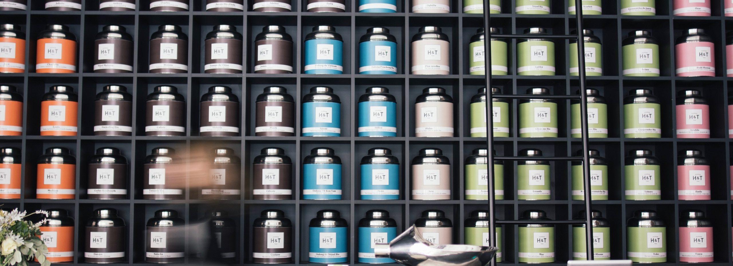 Boutique Human&Tea lyon 2 Cordeliers