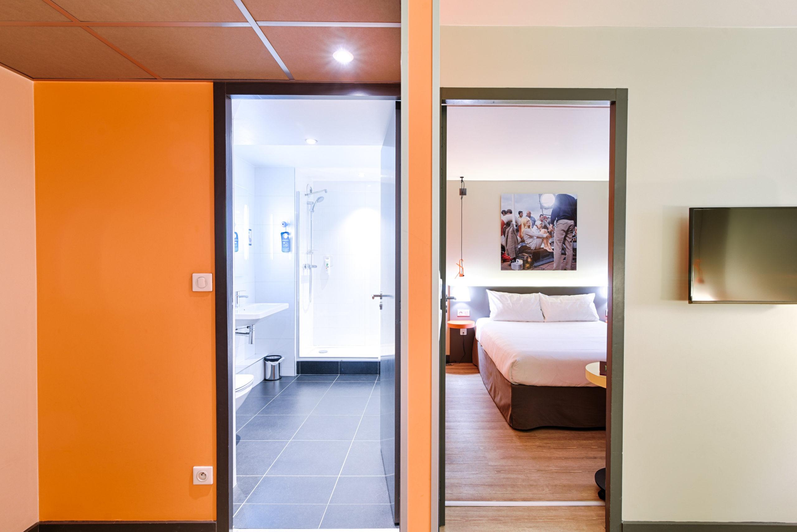 chambre Ibis Lyon Confluence