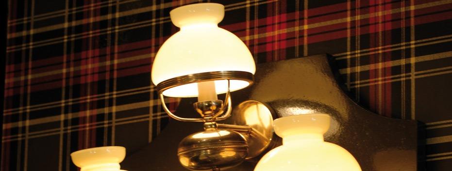 luminaire l'entrecôte Lyon centre ville