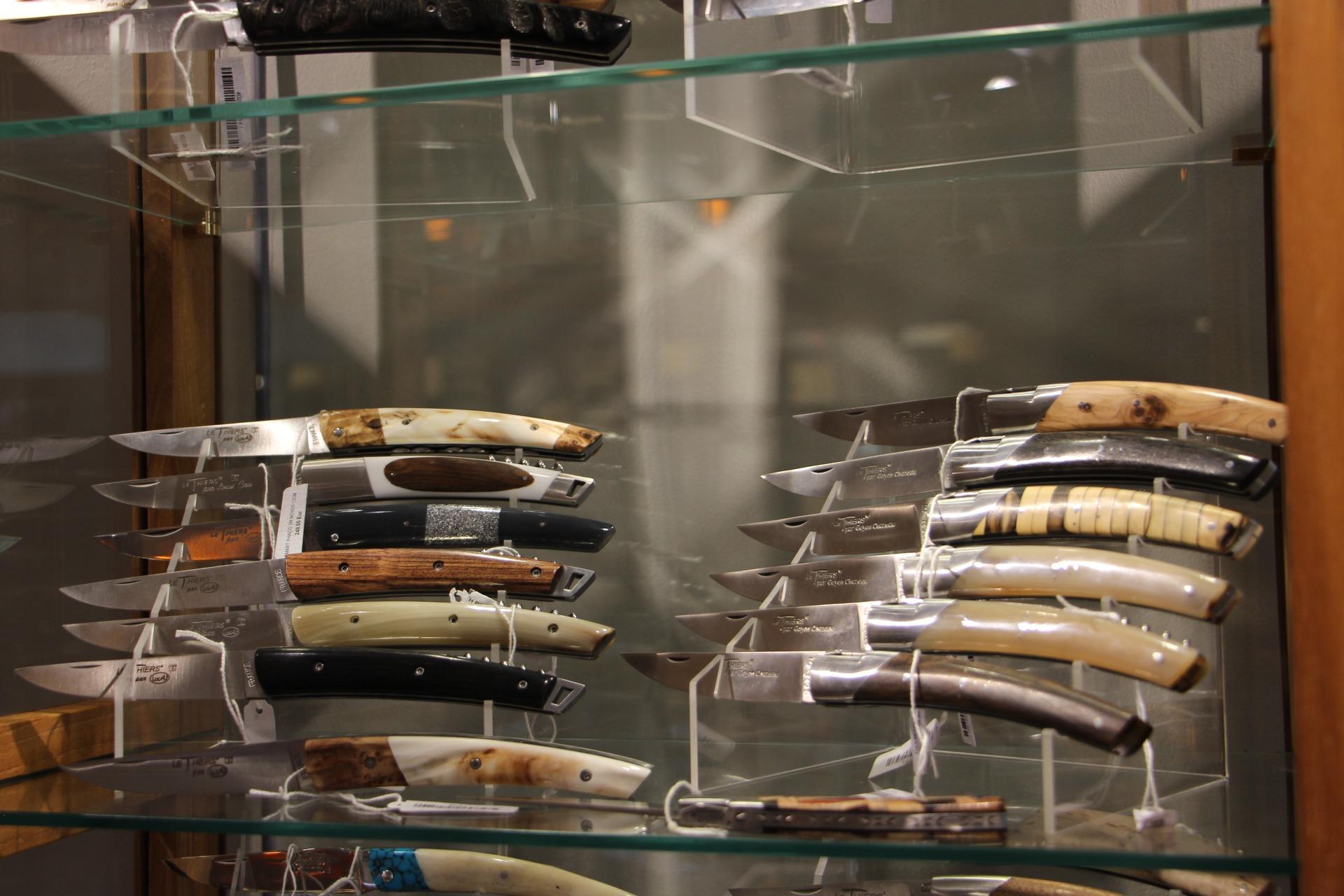 Laguiole Boutique La coutellerie de Lyon 2