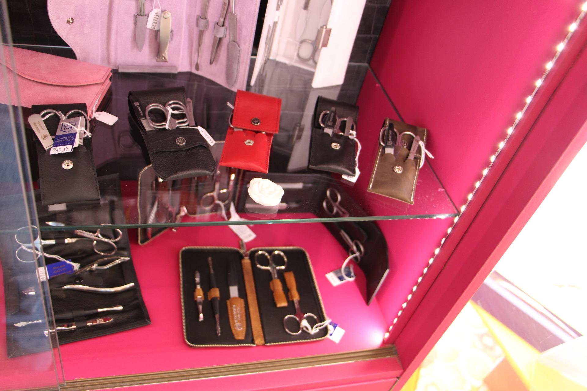 manucure Boutique La coutellerie de Lyon 2