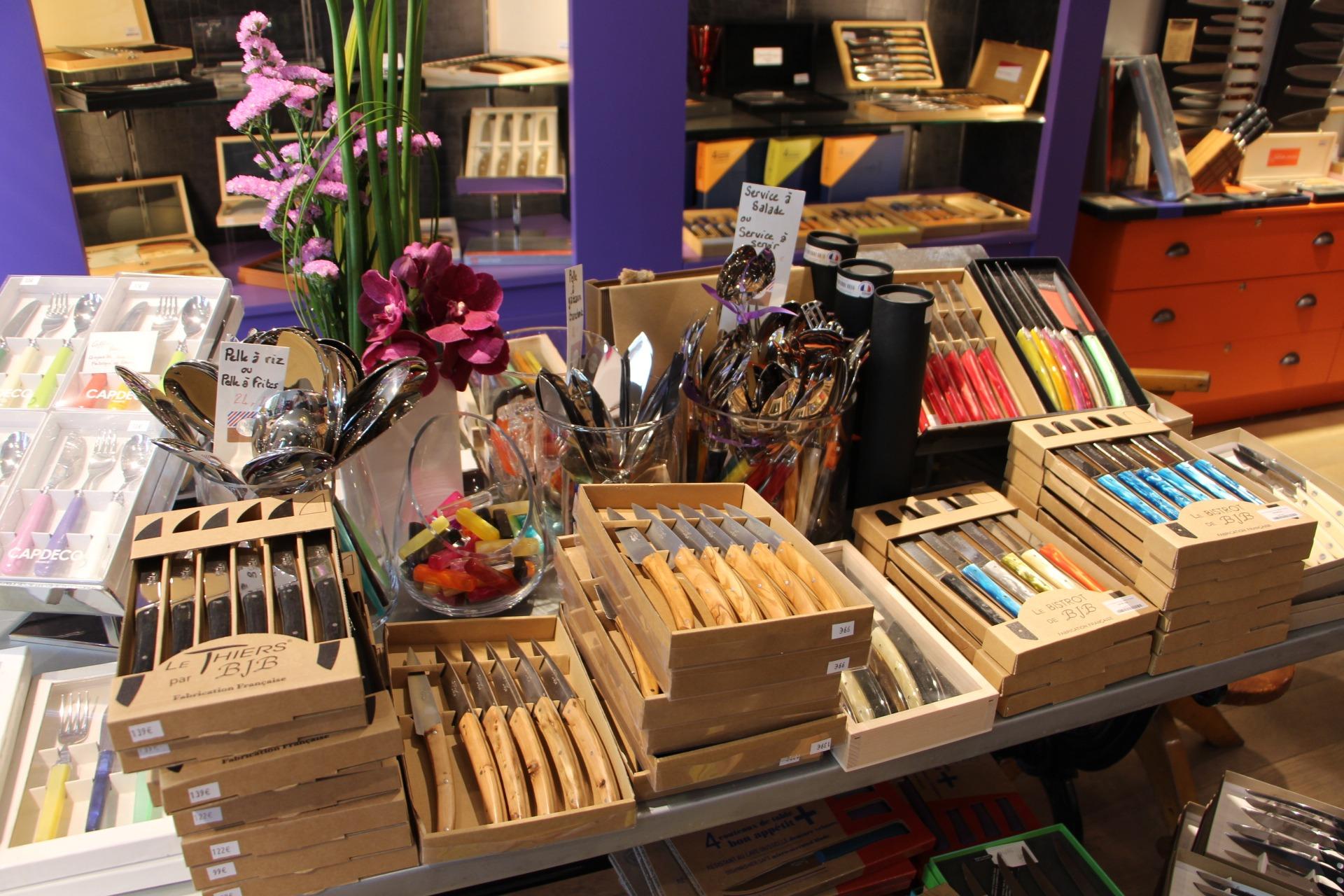 Couteaux de table Boutique La coutellerie de Lyon 2