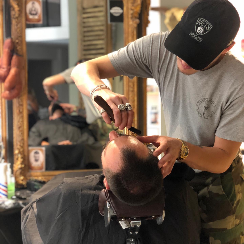 Concept Store coiffure barbier La Fabrique Lyon