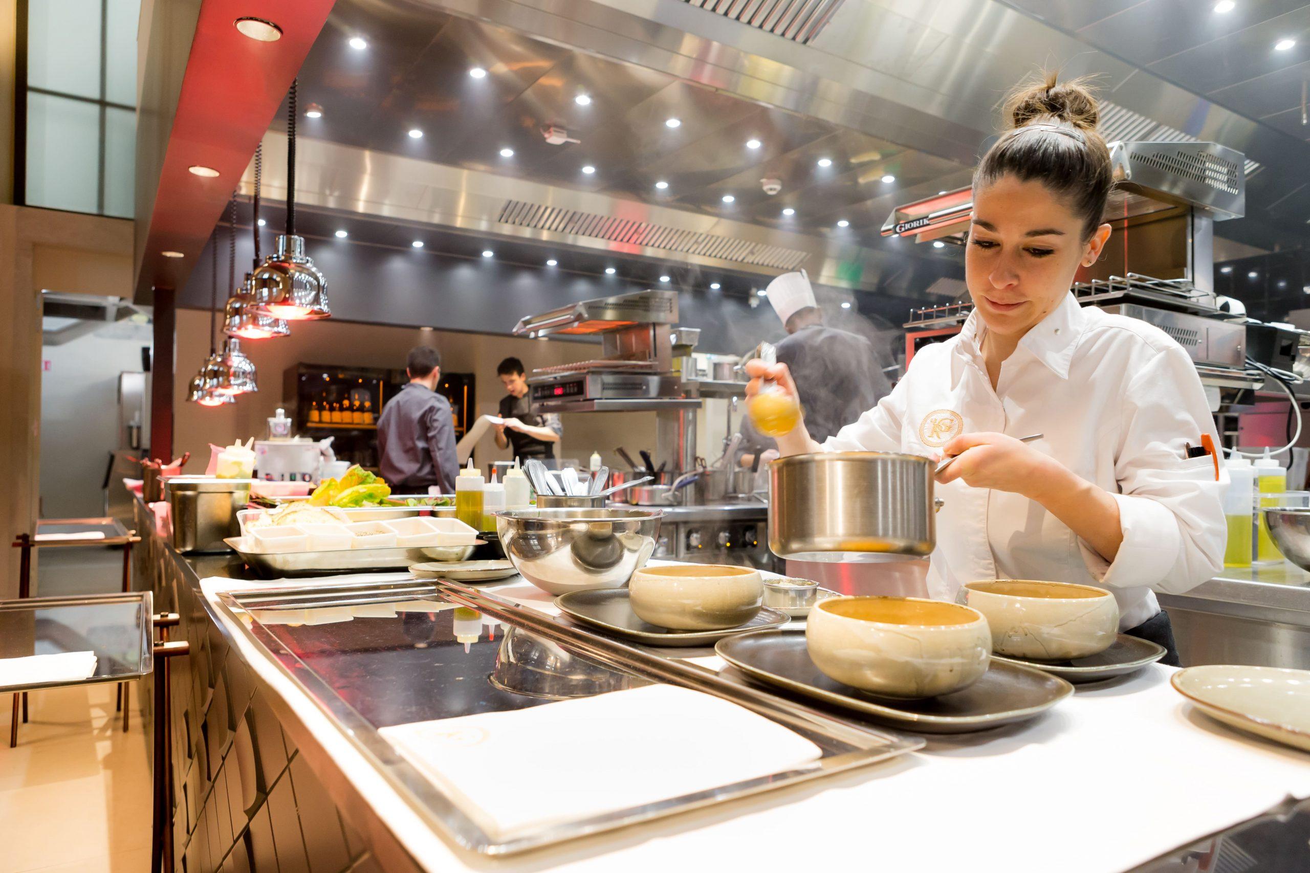Cuisine Le Grand Réfectoire