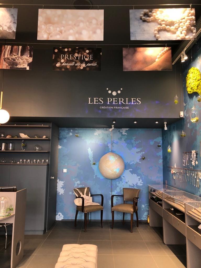 Concept store Les Perles