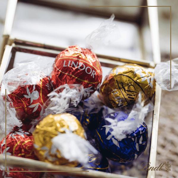 Chocolats Lindor Lindt