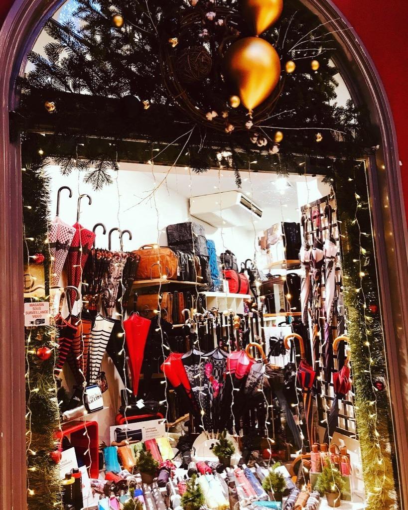 boutique maroquinerie Lyon 2 passage Argue
