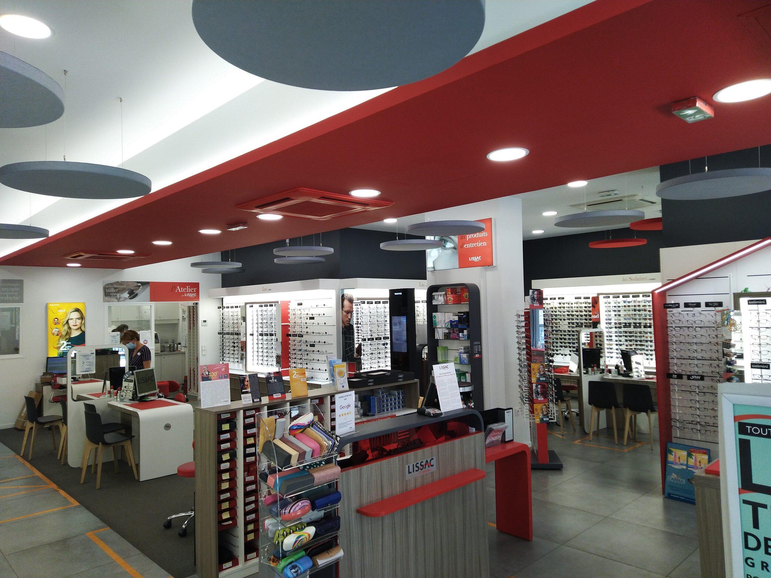 Boutique Lissac Opticien