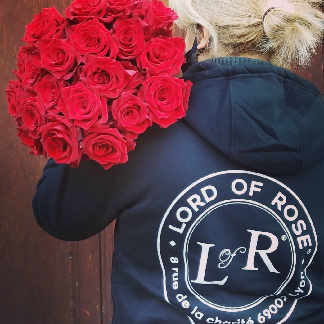Fleuriste Lord of Rose Lyon