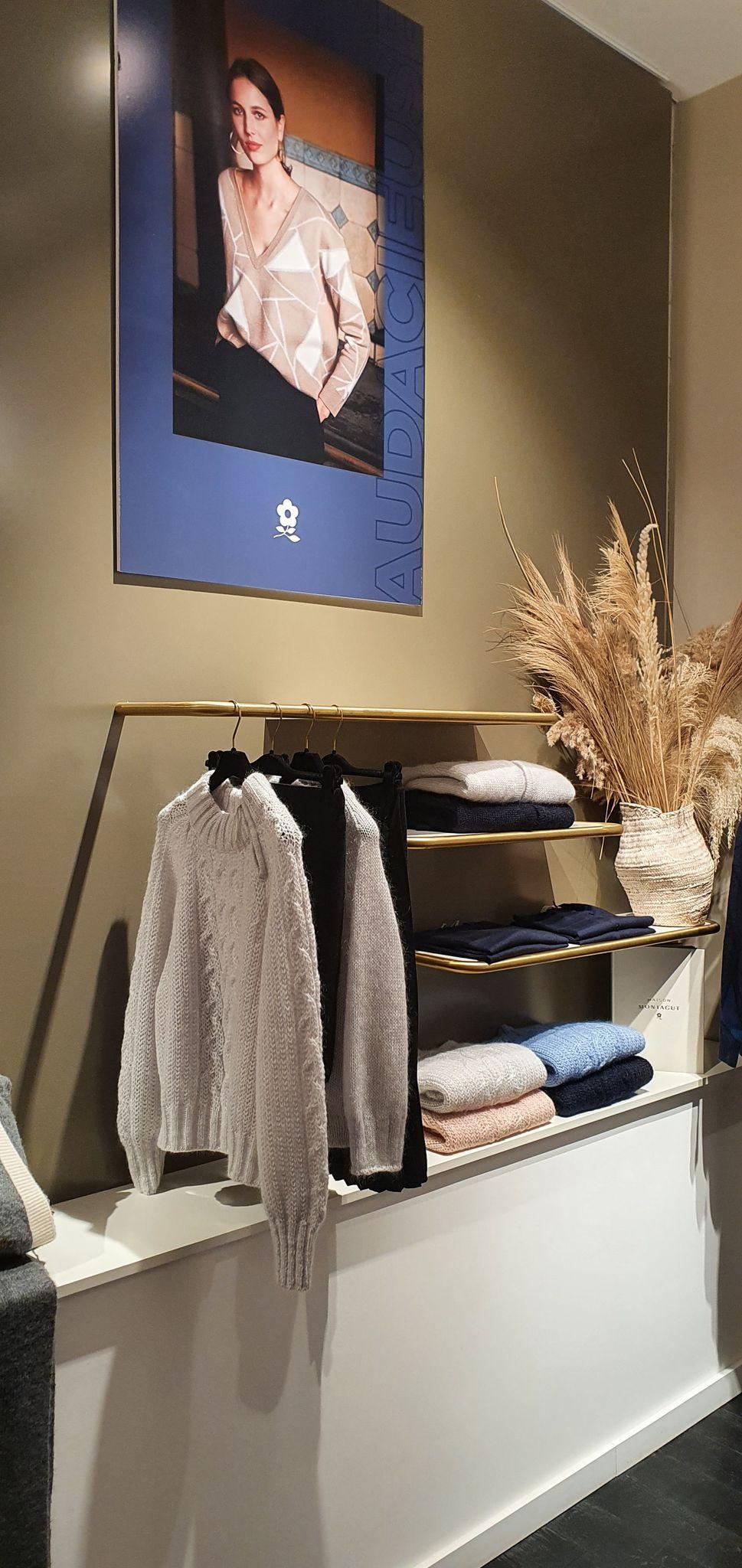 boutique Maison Montagut Lyon 2