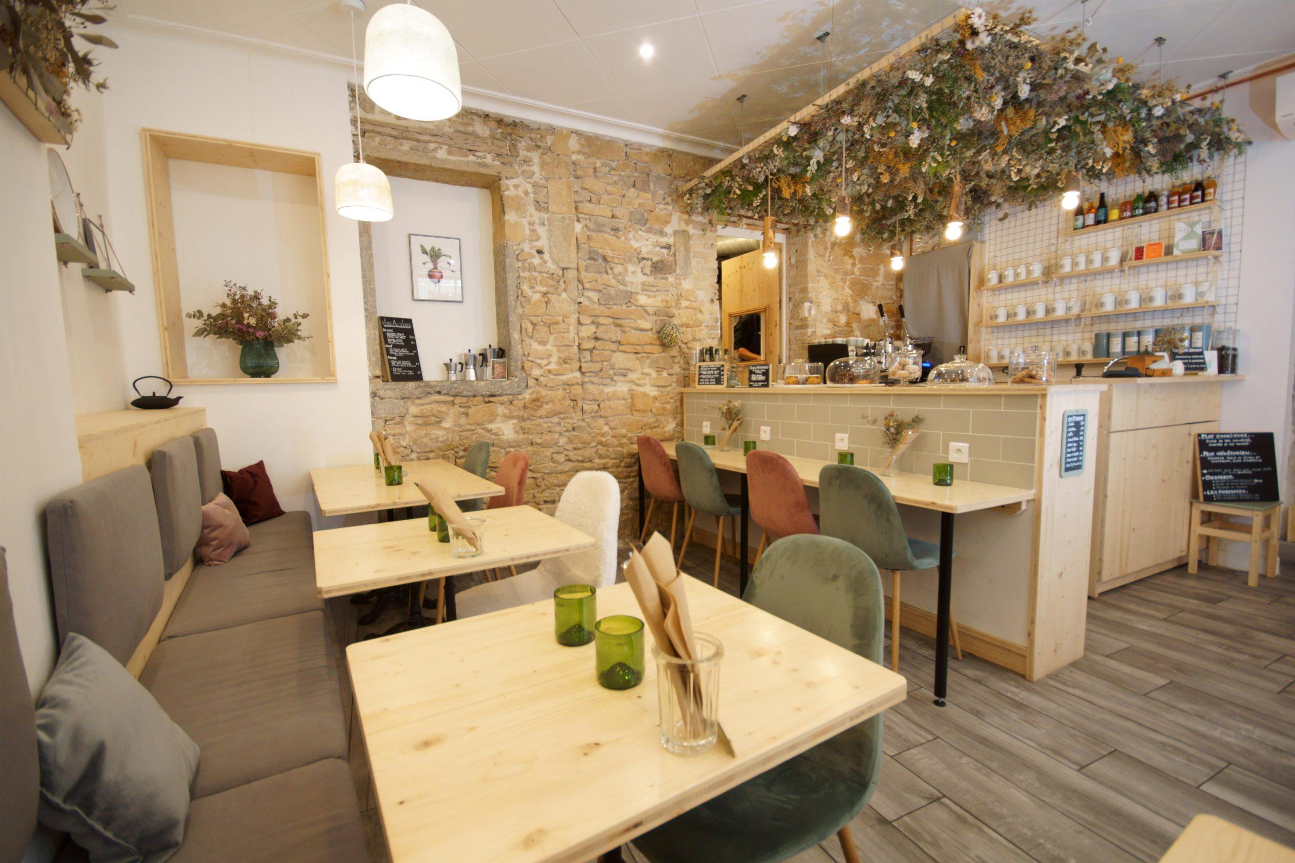 Restaurant Menthe Poivrée
