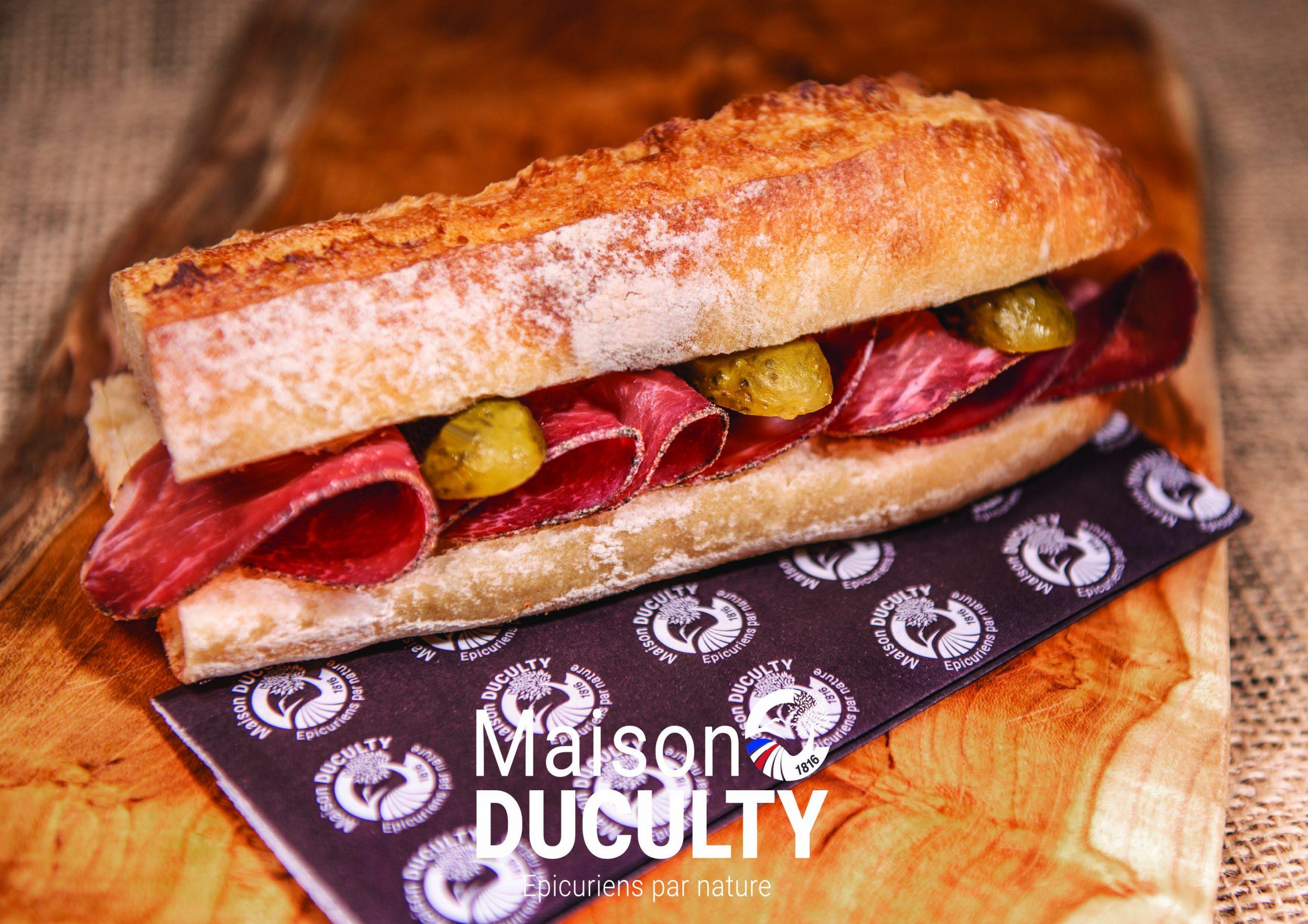 Sandwich Duculty