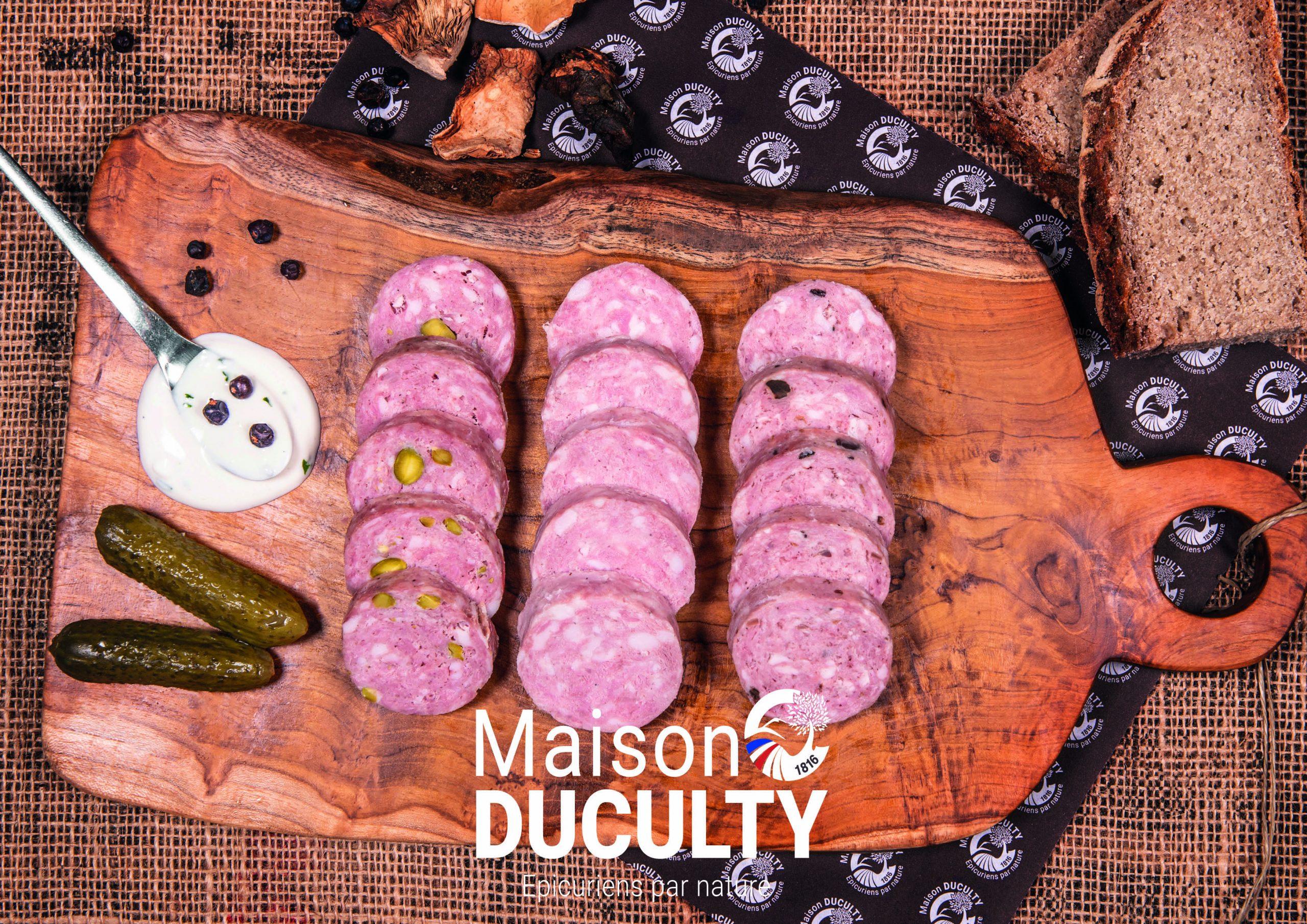 Saucisson à cuire Duculty