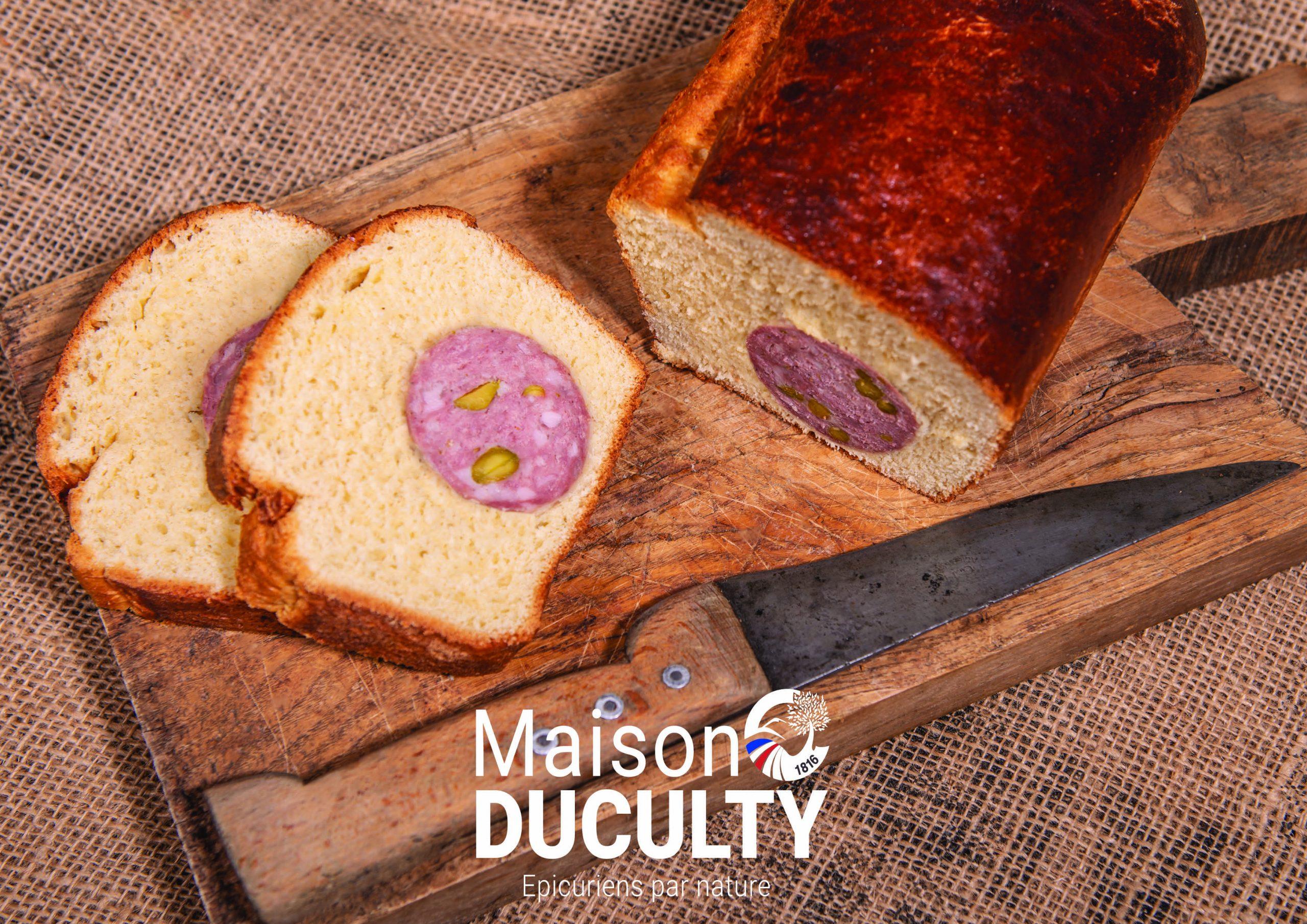 Saucisson brioché Duculty