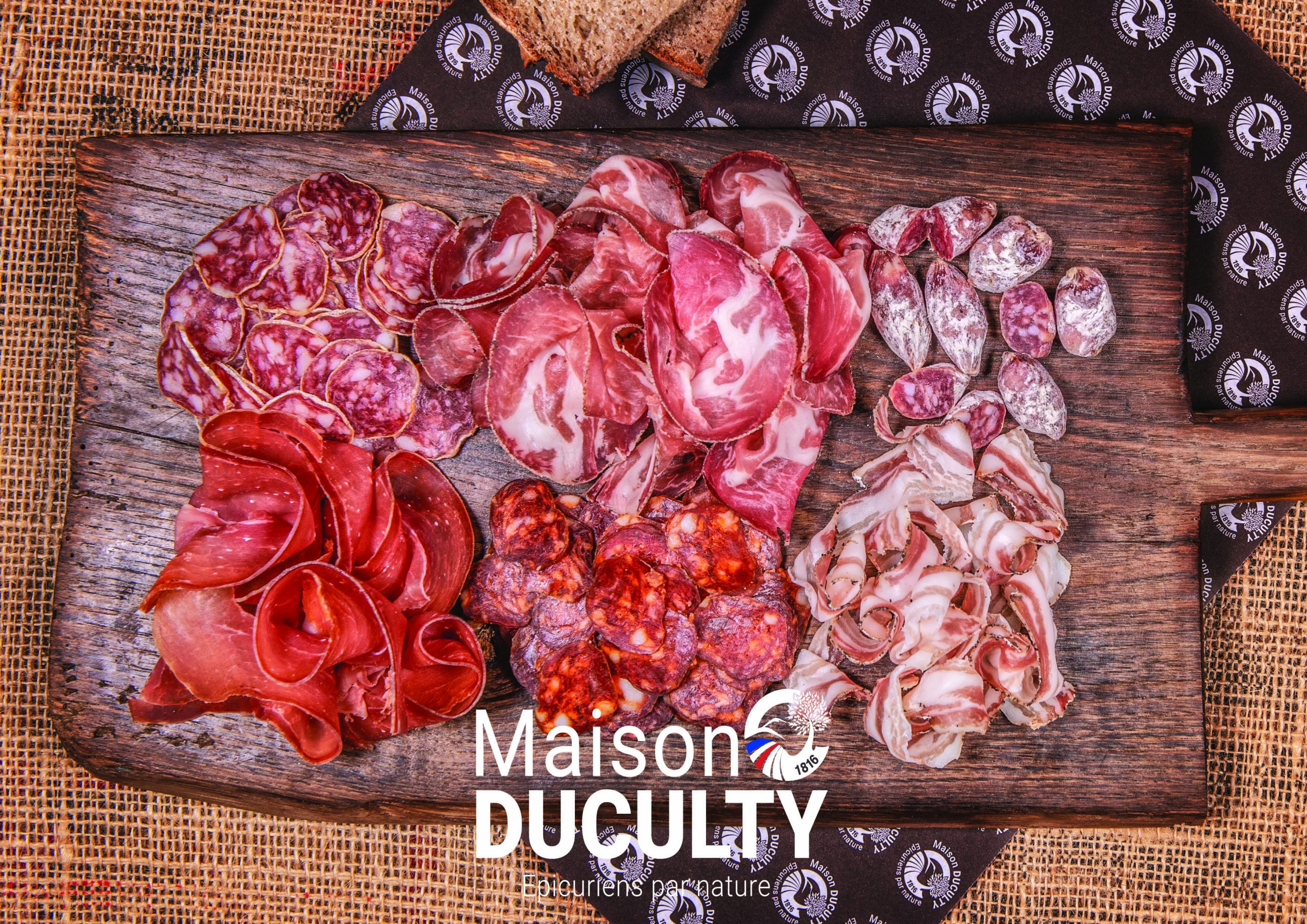Planche Charcuterie Duculty