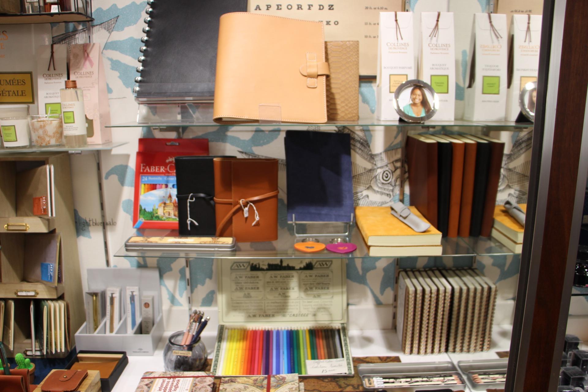 boutique Papeterie Perreyon Lyon 2