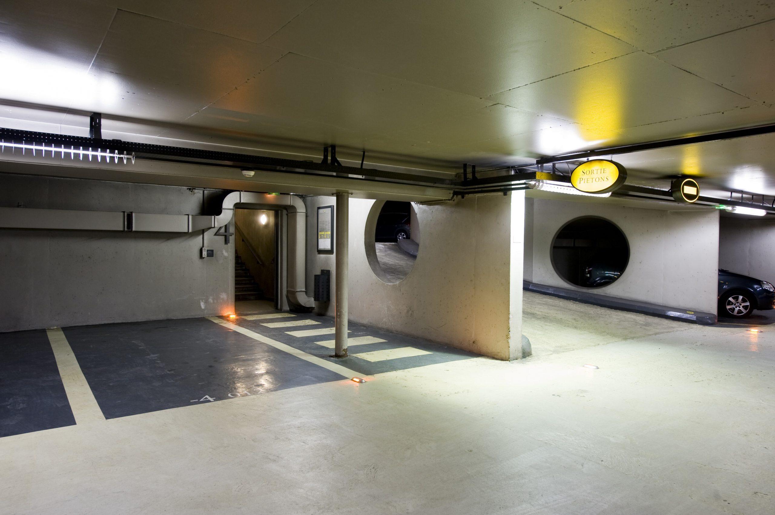Parking LPA Hôtel de Ville