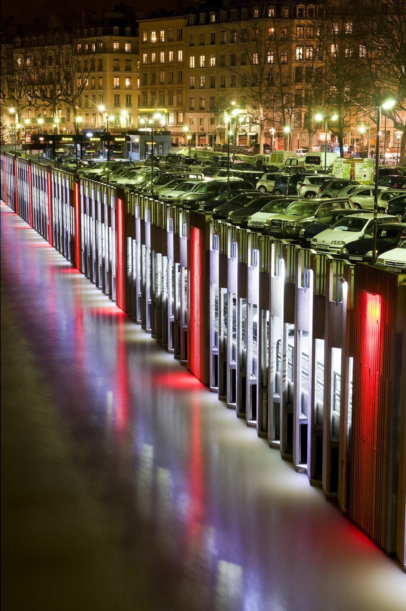 Parking LPA Saint-Antoine