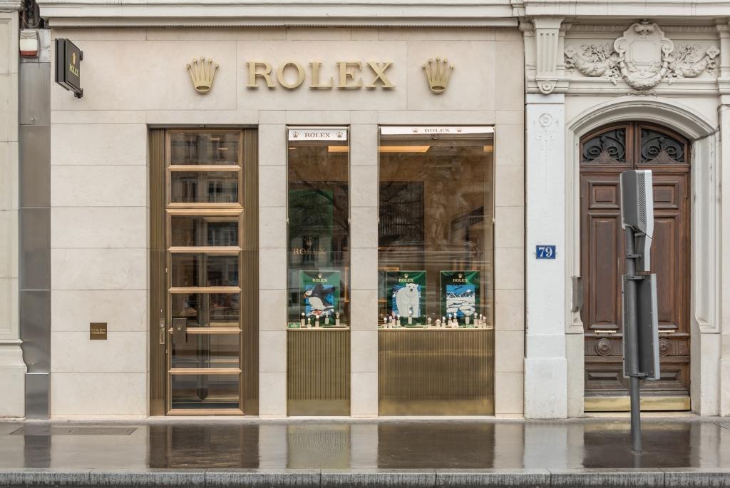 boutique Rolex Lyon 2