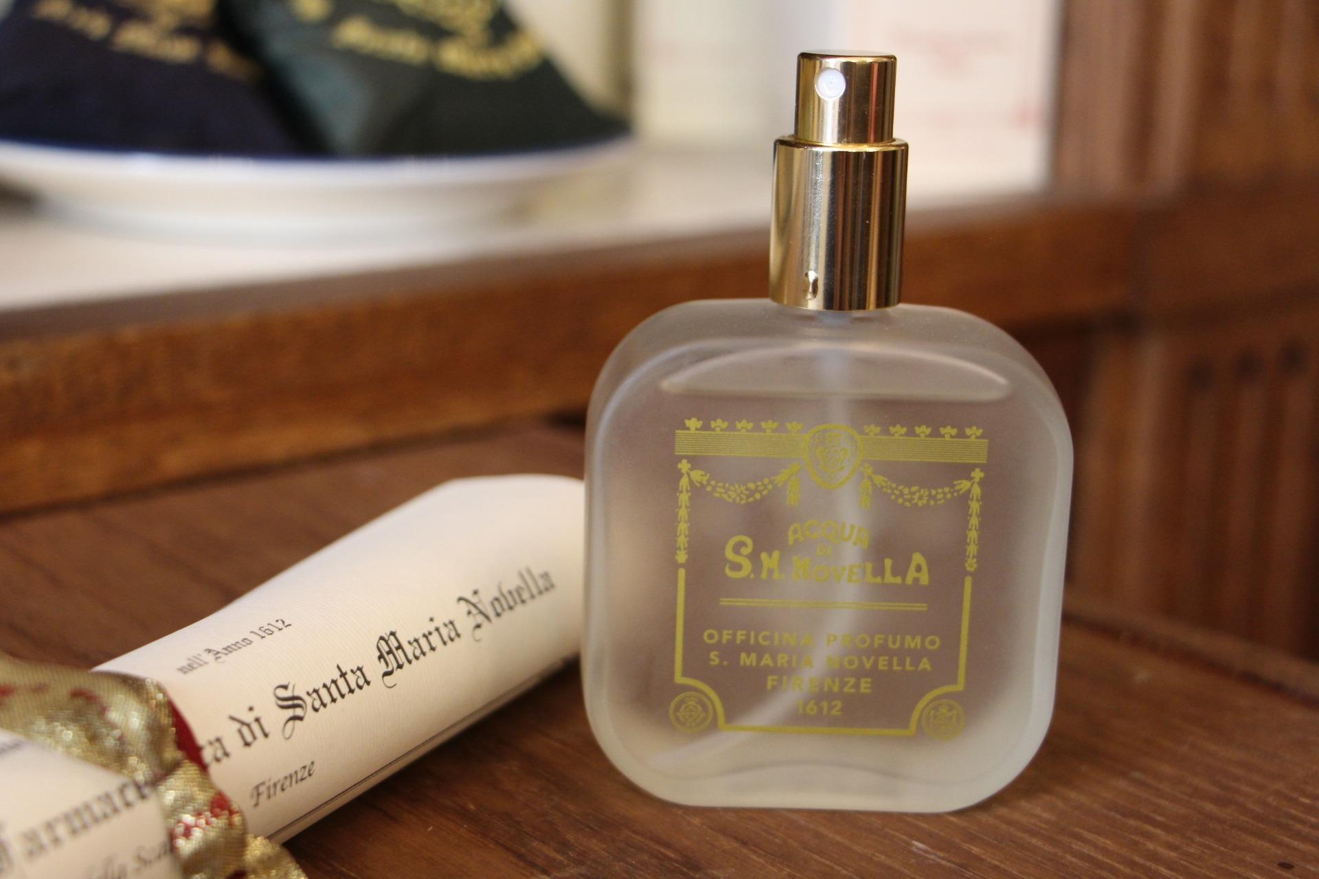parfums boutique Santa Maria Novella Lyon 2