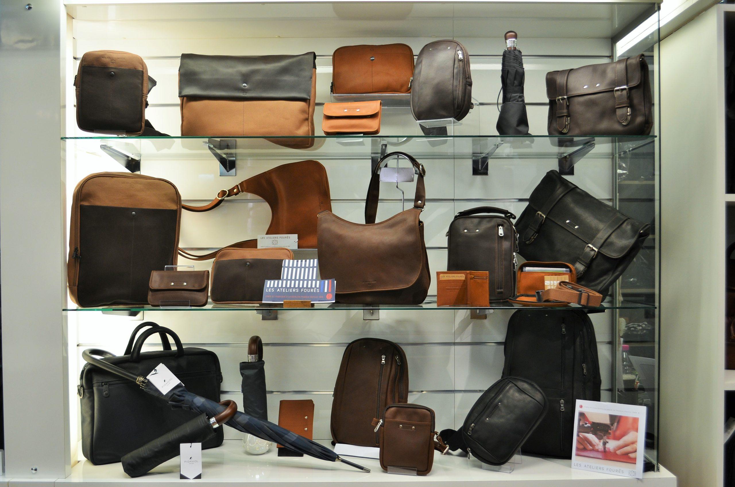 Les ateliers Foures Sellerie Victor Hugo boutique Lyon 2