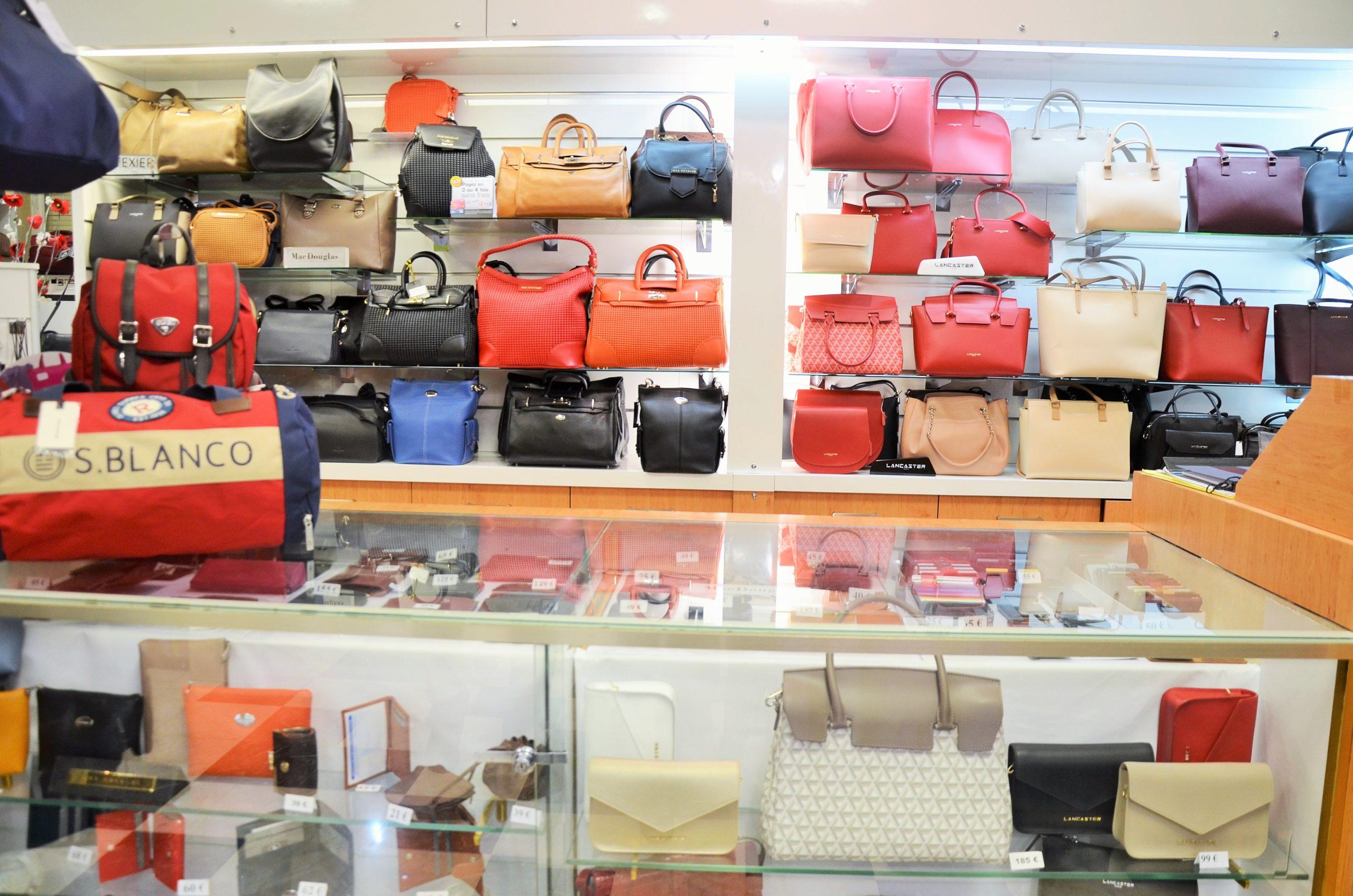 sacs à main Sellerie Victor Hugo boutique Lyon 2