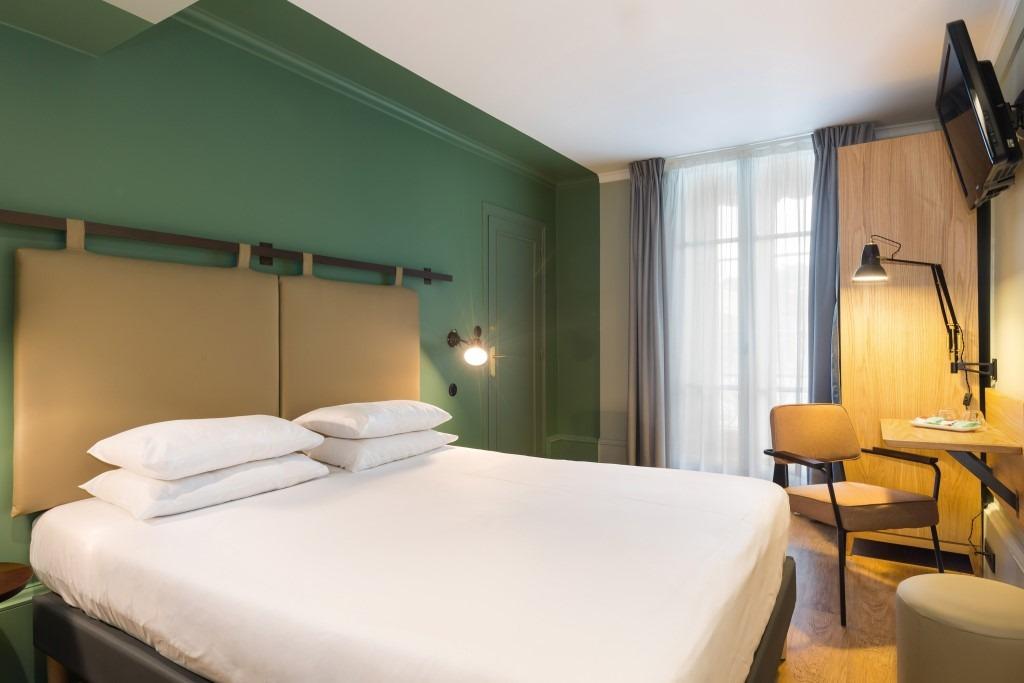 chambre Silky Hôtel Lyon 2
