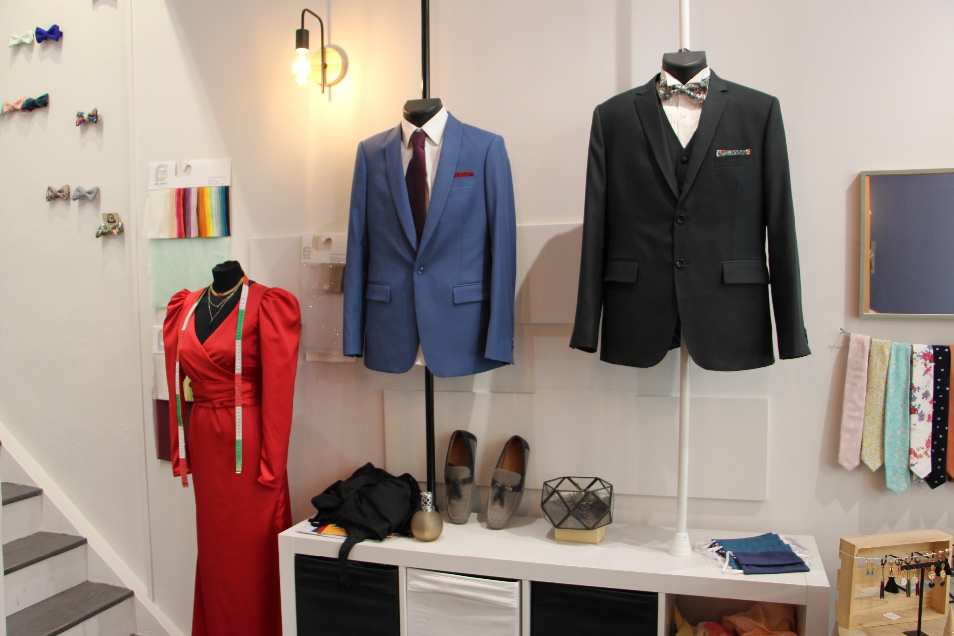 costume hommes Sur Mon 31 Atelier Lyon 2
