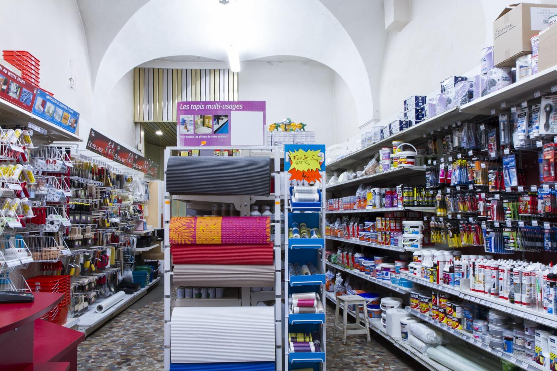 rayon enduit boutique Terreaux Bricolage Lyon