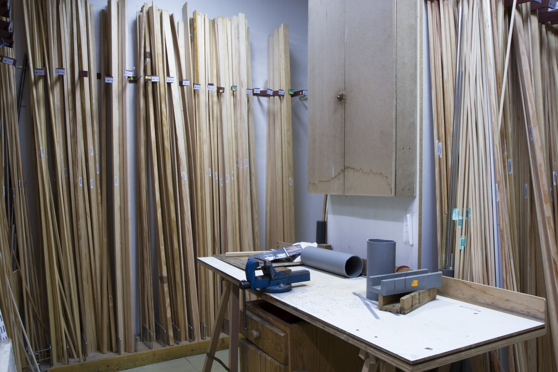 rayon bois boutique Terreaux Bricolage Lyon