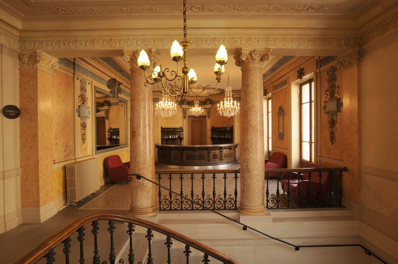 bar théâtre Célestins Lyon 2
