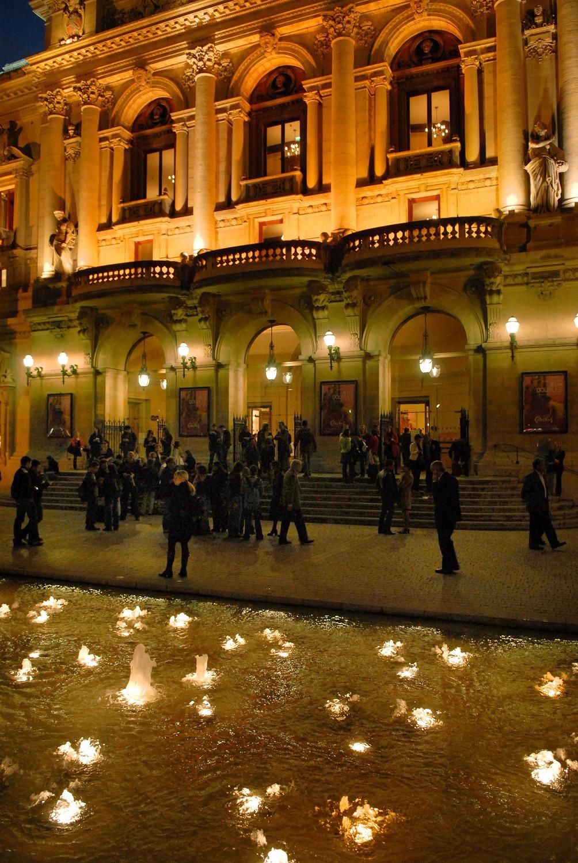 théâtre des Célestins Lyon 2 de nuit
