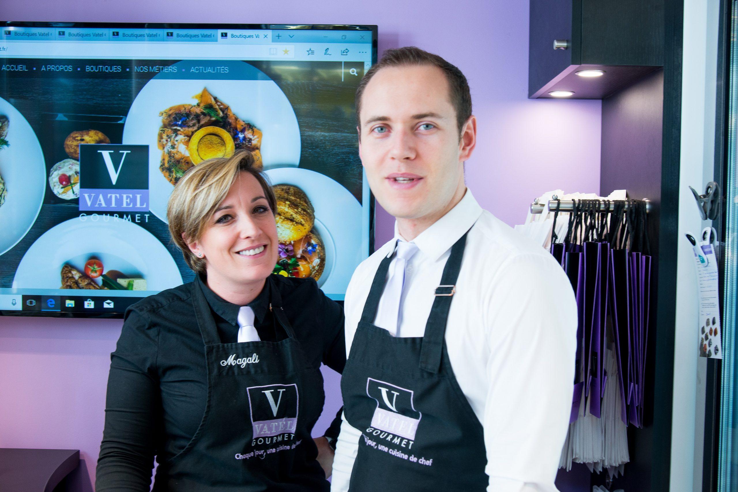 Equipe accueil Vatel Gourmet GHD Lyon